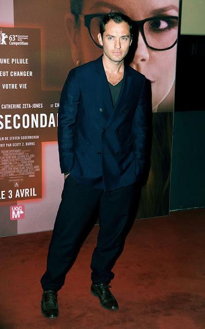 Jude Law 2013