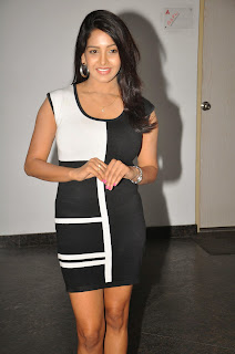 Actress Pavani Reddy Latest  Picture Gallery at Chandamama Lo Amrutham Audio Launch  6)