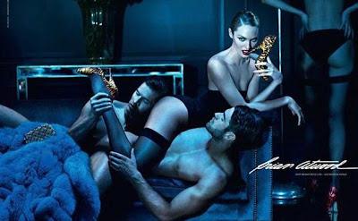 publicidad sexual de la sudafricana candice swanepoel censurada en nueva york