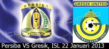 Prediksi Persiba VS Gresik United ISL 2013