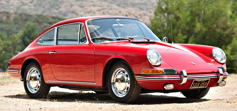 Car Style Critic Porsche Sports Cars Almost Forever Retro - Current sports cars