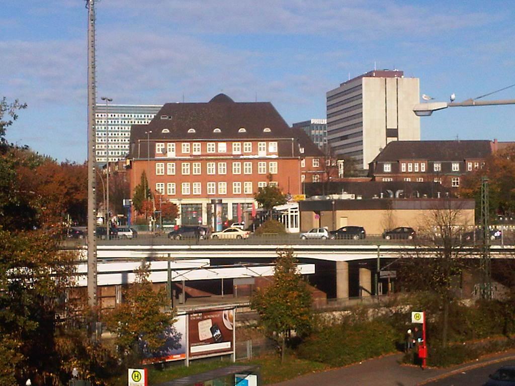 Feuerwache Berliner Tor - Hamburg