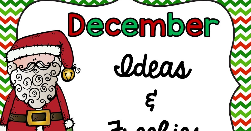 Smiling and Shining in Second Grade: December Ideas and Freebies