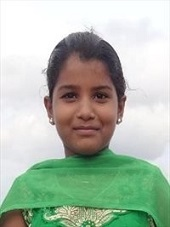 Lahari - India (IN-389), Age 9