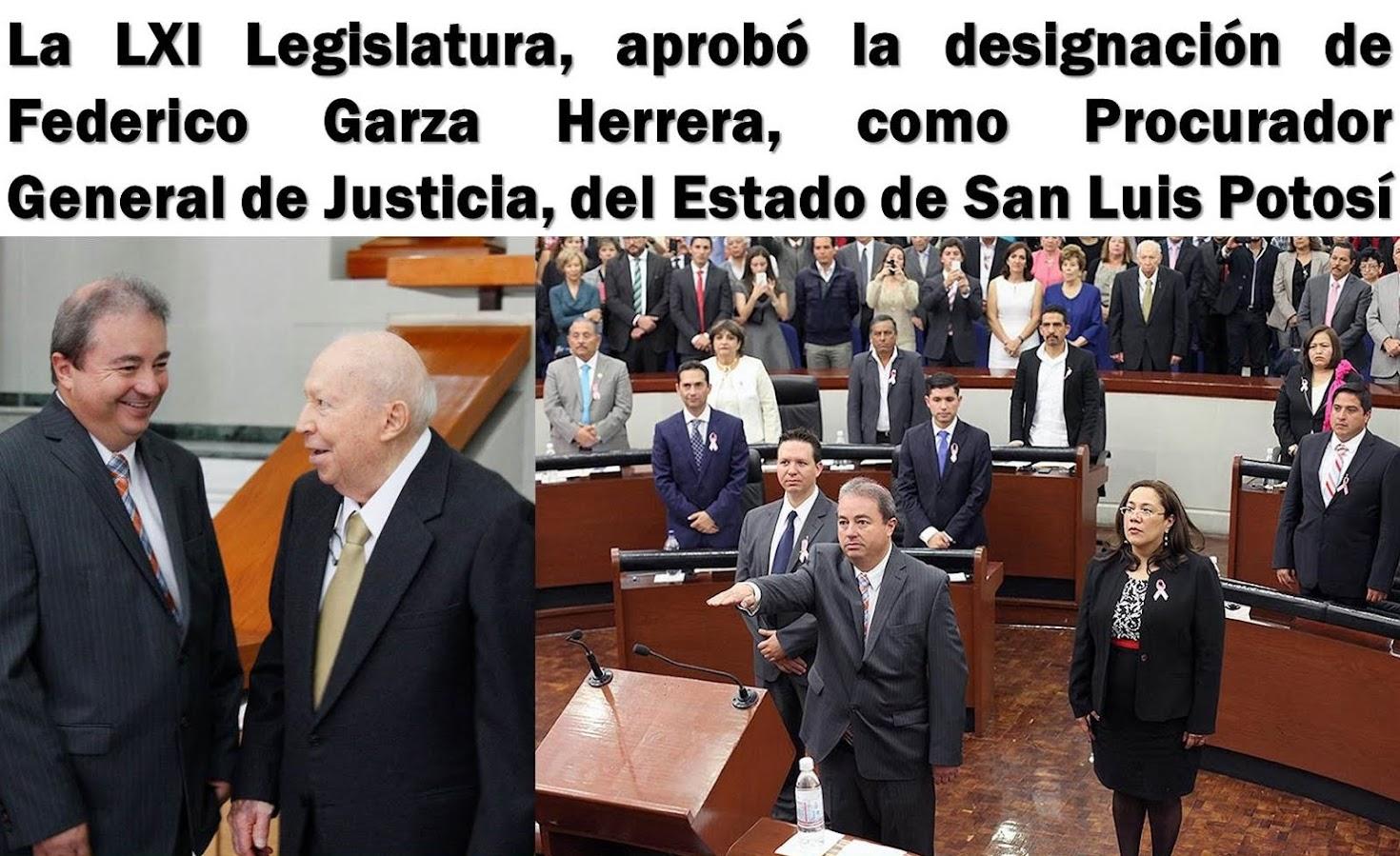 PADRE E HIJO: DOS PROCURADORES DE JUSTICIA