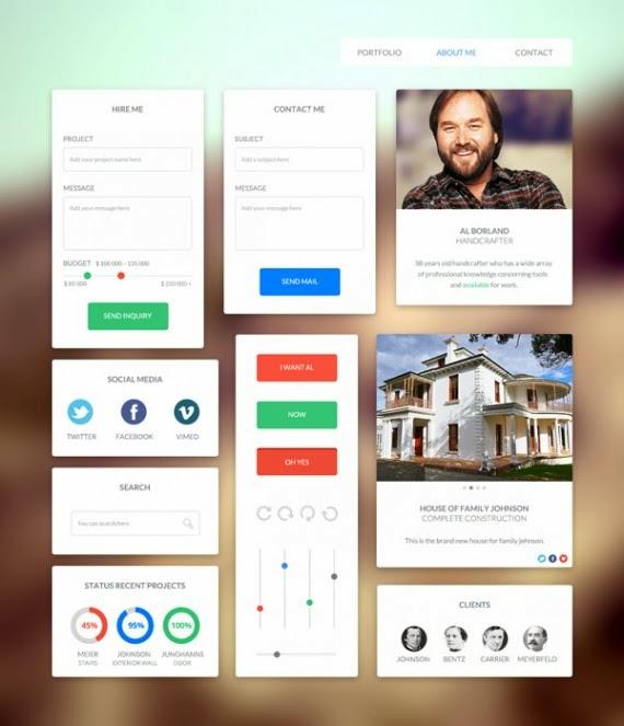 UI Kit – Free download