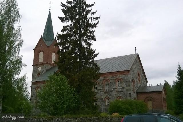 Church in Juva