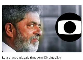 Após detonar a Globo, Lula ataca Luciano Huck e Faustão