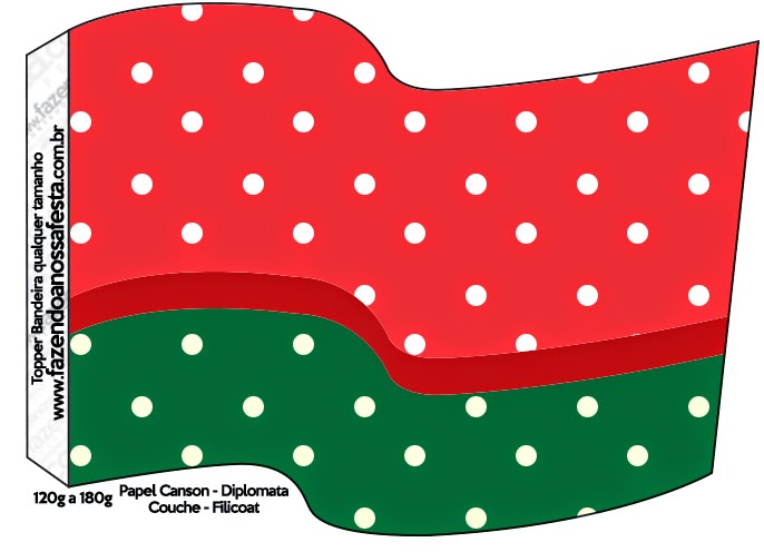 Christmas red and green free party printables oh my fiesta in