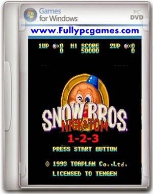 Snow Bros 2 Free Download - Ocean Of Games