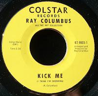 Ray Columbus Kick Me