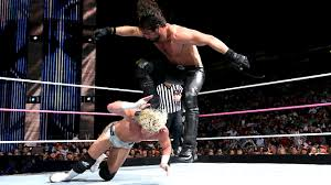 Seth Rollins Curb Stomp Ban WWE RAW Finisher Banned