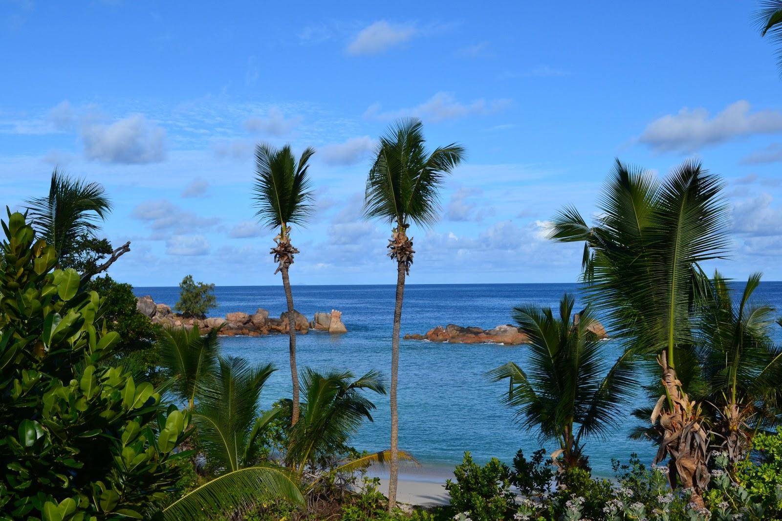 Petite Anse Kerlan beach(Praslin island)