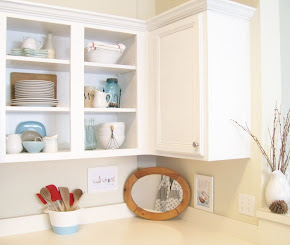 Thrifty Kitchen Spruce Up