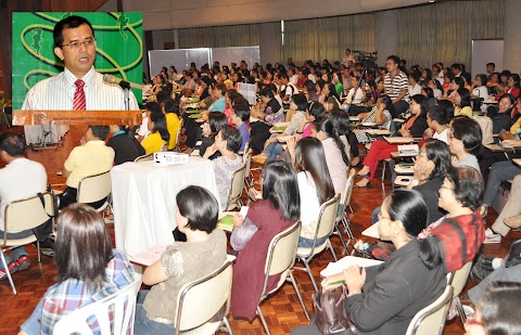 National seminar-workshop on K to 12 curriculum conducted