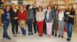 Encuentro con Víctor Álamo en el Club de Lectura