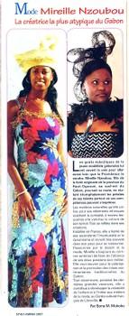 AMINA MAGAZINE Lyon 2