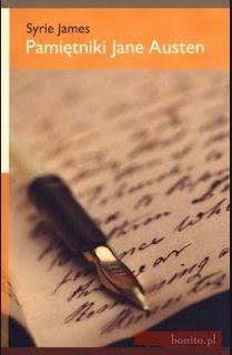 """""""Pamiętniki Jane Austen"""" Syrie James - recenzja"""