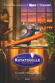 Ratatouille, poster, filme, desenho