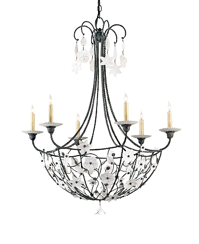 Shopzilla - Foyer Wrought Iron Chandeliers shopping - Home