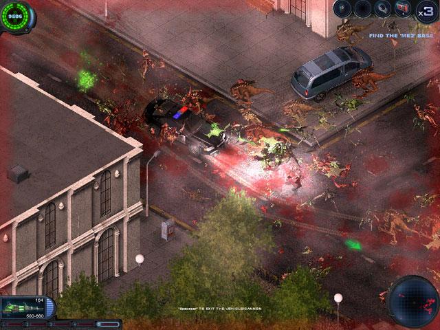 Alien Shooter 2 game