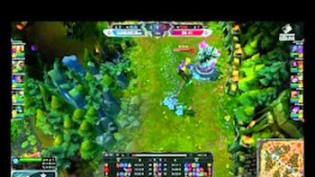 OGN mùa hè 2014 -Vòng 16, SAMSUNG vs. Blue IM # 1 [Bo3]