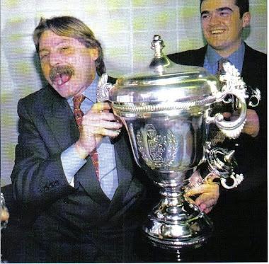 Primera Copa del Rey. Baskonia. Granada 95