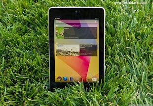 apa saja kelebihan nexus 7?, kelemahan dnan kekurangan tablet google nexus terbaru, gambar dan review tablet nexus 7 indonesia