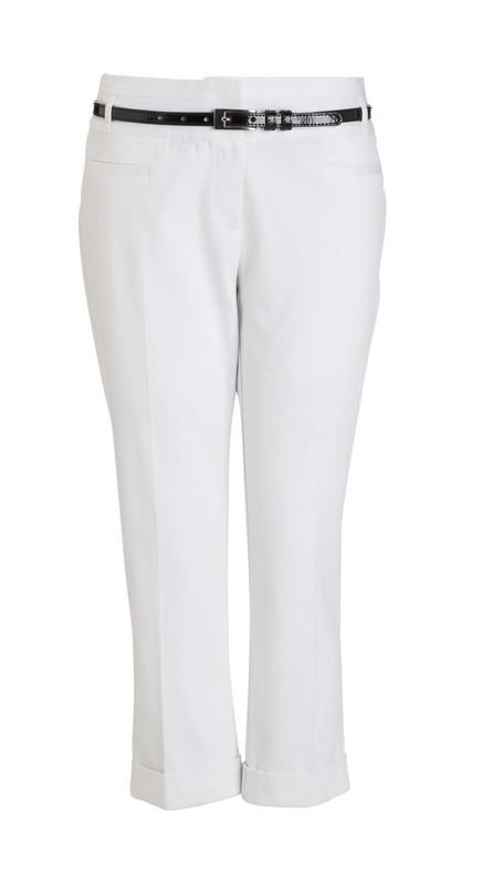 Beyaz Elbise, Pantolon ve Şort