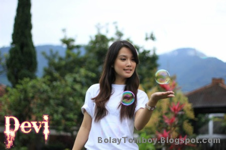 Foto Personil Cherry Belle (ChiBi) Girlband - Bolay Blog
