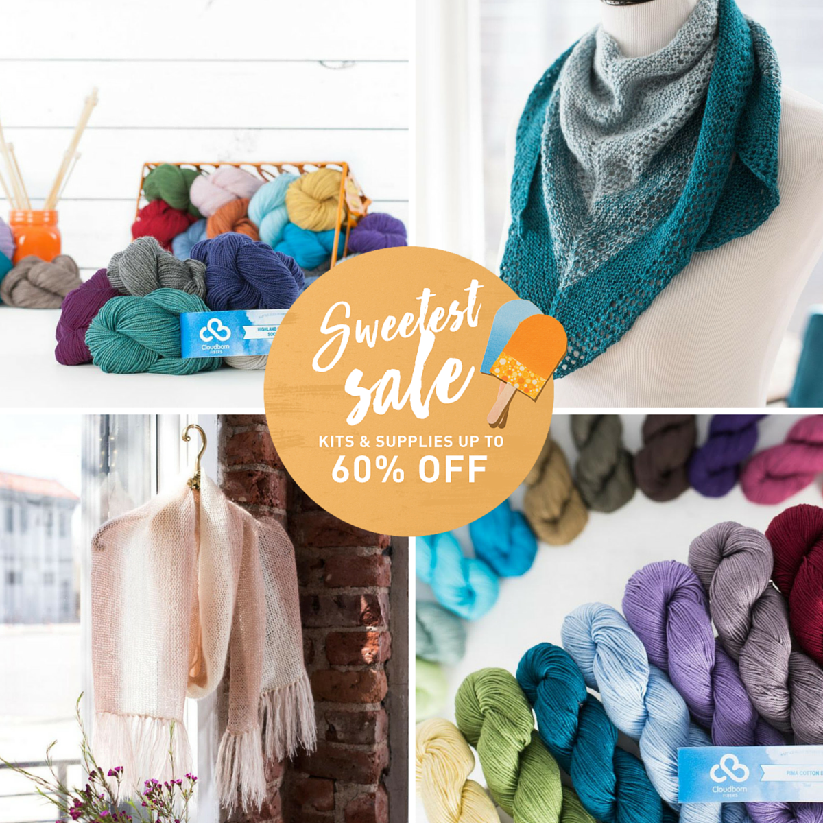 Craftsy June Supplies Sale is officially LIVE