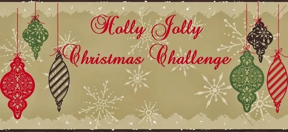 HOLLY JOLLY CHRISTMAS (3x)
