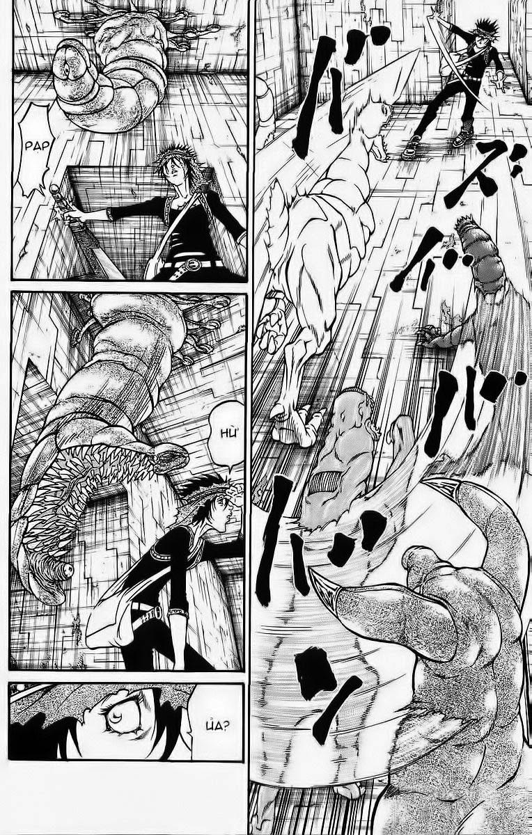 Vua Trên Biển – Coco Full Ahead chap 246 Trang 17 - Mangak.info