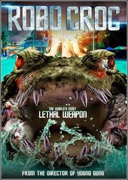 Robocroc: Terror Biônico – Dublado (2013)