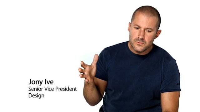 Qual é o salário de Jony Ive na Apple