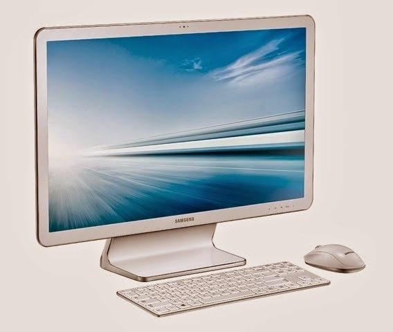 моноблок с удаленным управлением Samsung ATIV One 7 Edition