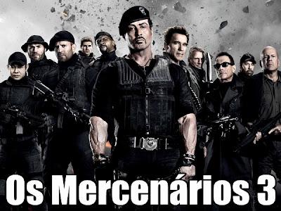 Os Mercenários 3 estreia no cinema