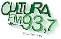 ouvir a Rádio Cultura FM 93,7 Guarapuava PR