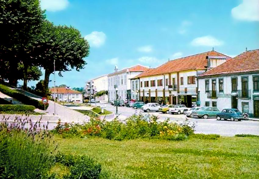 Lousada Portugal  city photo : Lousada Avenida Senhor dos Aflitos