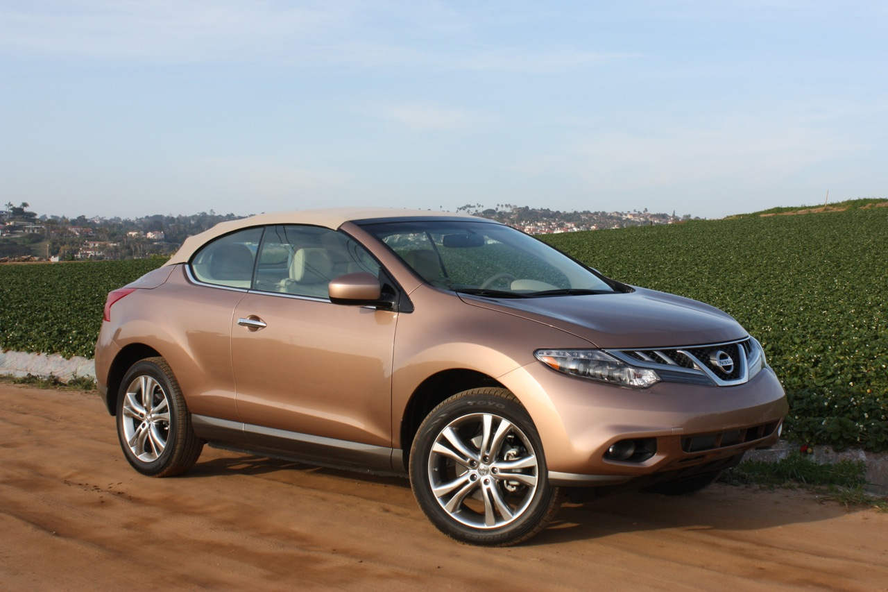 2011 nissan murano crosscabriolet auto car reviews. Black Bedroom Furniture Sets. Home Design Ideas