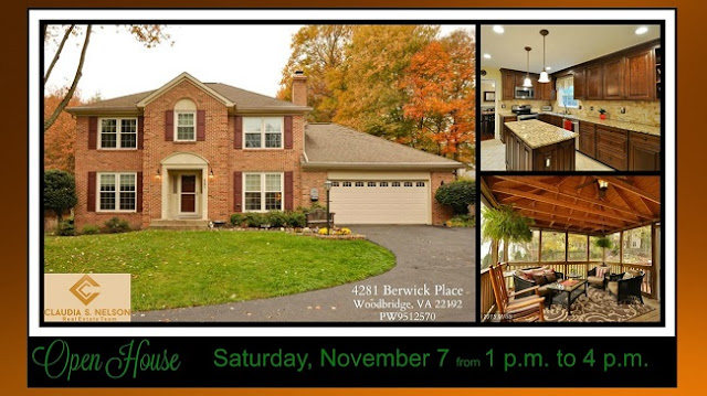 Open House This Saturday 4281 Berwick Place