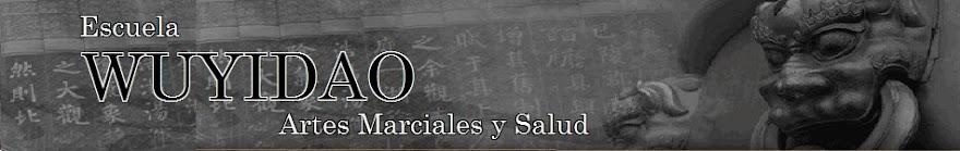 Wuyidao Barcelona - clases de kungfu