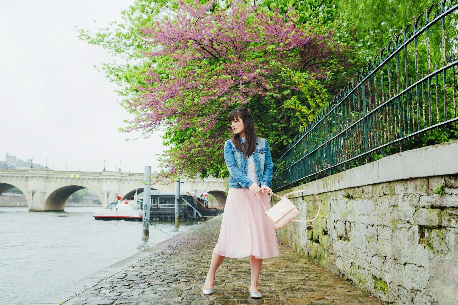Spring fashion style