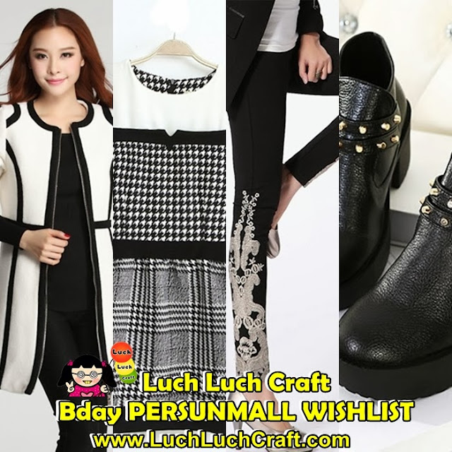 Beautiful Collection in Persunmall.com - Bday Wishlist