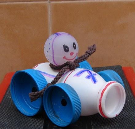 Manualidades con material reciclable - Como se hace manualidades ...