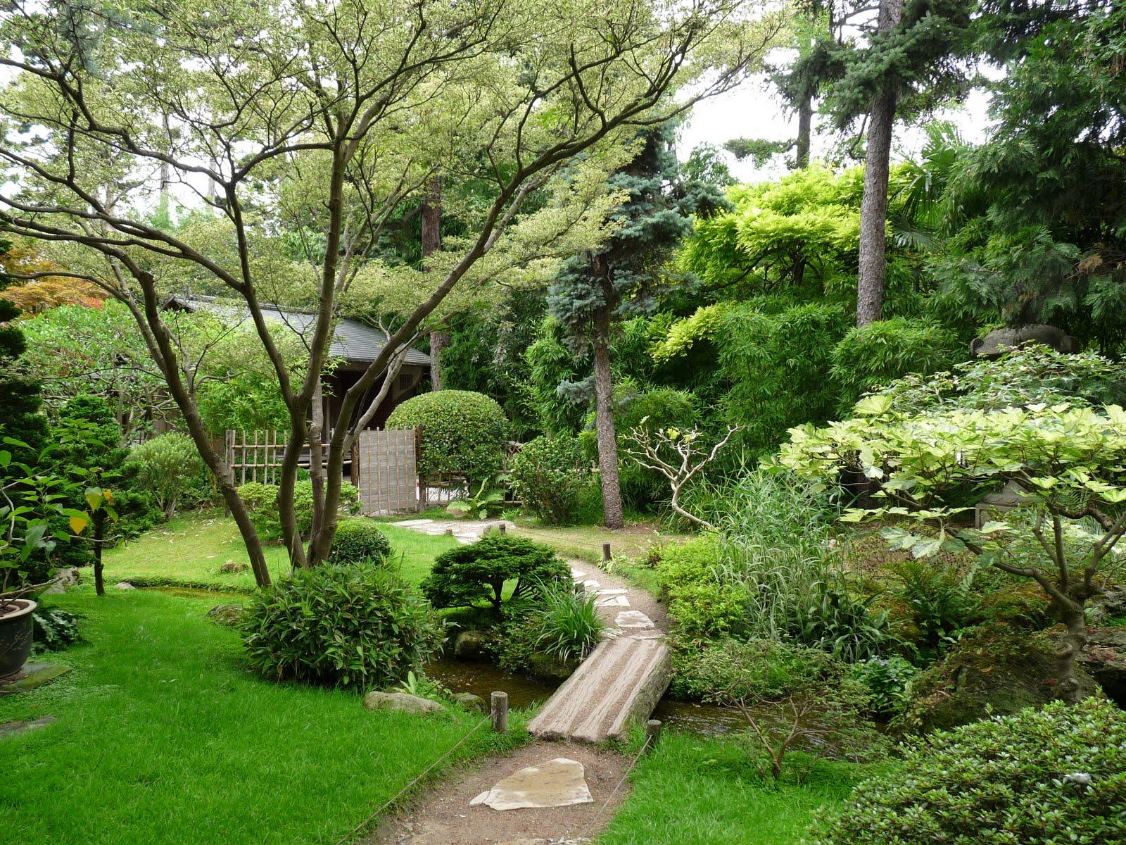 Mes autres carnets jardins albert kahn for Jardin anglais pinterest