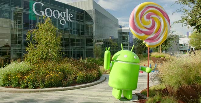 Google Rilis Android 5.0 Lollipop di Repositori AOSP | Bersiaplah Para Developers!