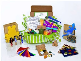 Green crafts materials