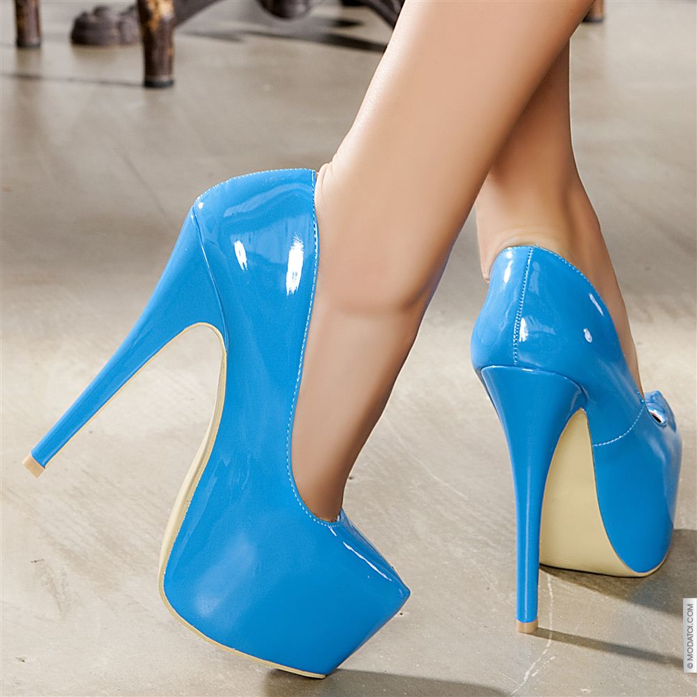 Fashionist Bliss: chaussures modatoi - shoes