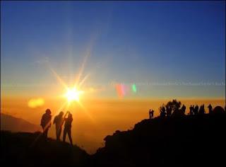 Bukit Sikunir - Wisata Dieng - Wisata di Dataran Tinggi Wonosobo, Jawa Tengah